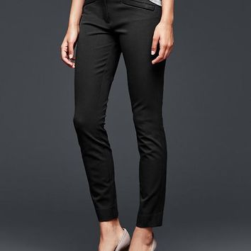 Gap Women Ultra Skinny Zip Pants