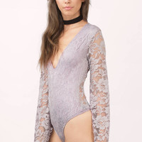 Grand Central Plunging Bodysuit