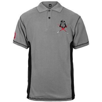 Star Wars - Darth Logo Polo Shirt