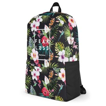 Amelia  Backpack - Tropical