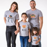 Thanksgiving Family Shirts, Thanksgiving shirt, Thanksgiving family, Mommy Daddy Baby Kid thanksgiving shirts, Thanksgiving shirts, UNISEX