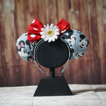 Single Headband Display, mouse ears  holder