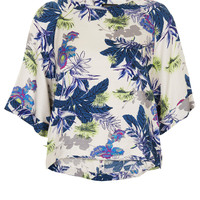 Blue Orchid Tee