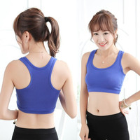 Candy Color Athletic Sports Bras