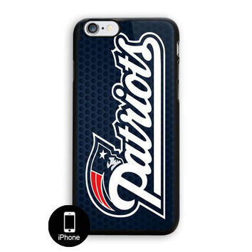 Nfl logos iphone 5 5s case for Case in stile new england