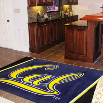 University of California - Berkeley 5x8 Rug