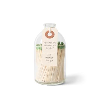 Jen Pearson Design Matchstick Bottle® | Bespoke Post