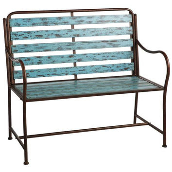 Garden Bench - Great For Indoor And Outdoor Use
