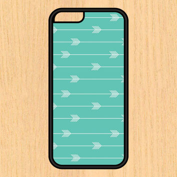 Aqua Arrows Print Design Art iPhone 4 / 4s / 5 / 5s / 5c /6 / 6s /6+ Apple Samsung Galaxy S3 / S4 / S5 / S6