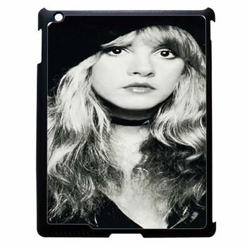 Stevie Nicks Black And White iPad 2/3/4