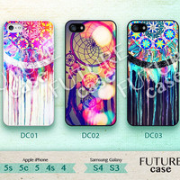Dream Catcher iPhone 5c Case More Styel of Dream Catcher iphone Case iphone 5s case iphone 5 case Hard or Soft Case-DC03
