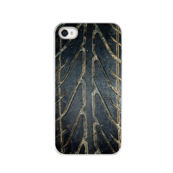iPhone Case  Tire Tread  Fine Art Photography by paperangelsphotos