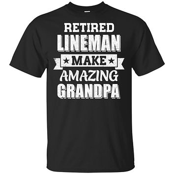 Funny Retired Lineman Make Amazing Grandpa Gifts