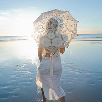 Nice Day for a Beach Wedding « Spell & the Gypsy Collective.