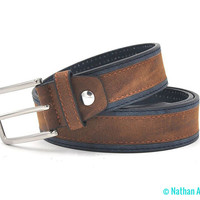 Casual Fashion Men Belts