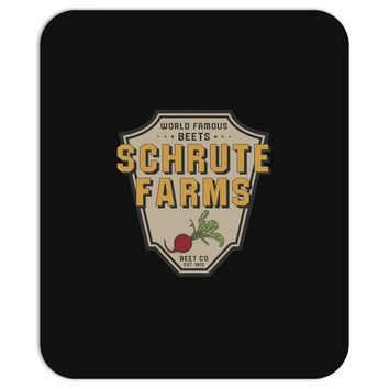 World Famous Beets Schrute Farms Mousepad