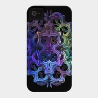 Fractal Vision - Apple IPhone 4/4s Phone Case by Lyle1958 | Design by Humans