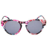 Naomi Sunglasses - Floral - One Size / Multi