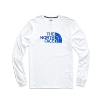 Men's Long Sleeve Half Dome Tee by The North Face