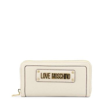 Love Moschino Women Brown Wallets