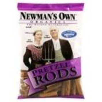 Newman's Own Salted Pretzel Rods (12x8 Oz)