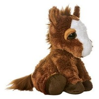 "Aurora Plush 10"" Dreamy Eyes Pony ""Prancer"""
