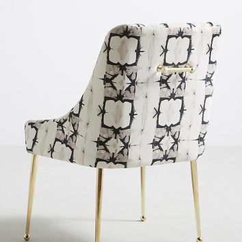 Minara-Printed Elowen Chair