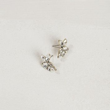 Hadley Crystal Earrings