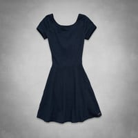 Macey Knit Skater Dress