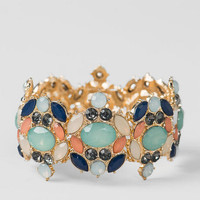 Morelia Jeweled Stretch Bracelet