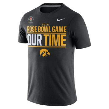 "Nike ""Our Time"" Rose Bowl (Iowa) Men's T-Shirt"