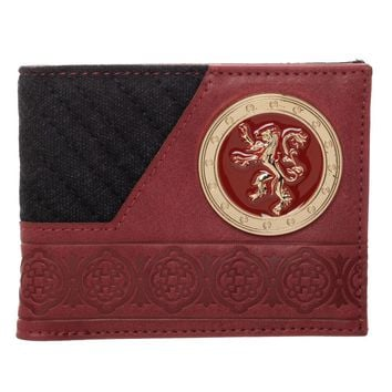 MPW Game Of Thrones House Lannister Bi-fold Wallet