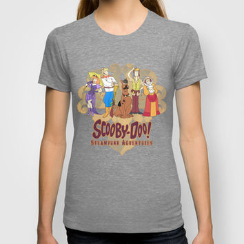 Steampunk Scooby-Doo T-shirt by Noemí DuVallon