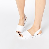 ASOS FRENCHY Jelly Sandals