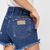 Wrangler Heritage Denim Short