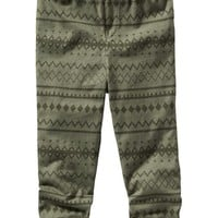 Old Navy Patterned Jersey Joggers For Baby