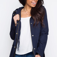 Mercer Jacket - Navy
