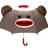 Sock Monkey Umbrella - Whimsical & Unique Gift Ideas for the Coolest Gift Givers