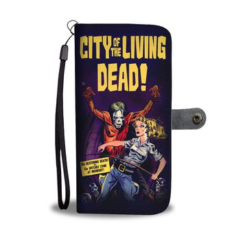 City of the Living Dead! Wallet Case
