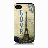 iPhone 5 Case, Paris