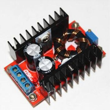 150W DC-DC Boost Converter 10-32V to 12-35V 6A Step Up Voltage Charger Power Step-Up Power Supply Module