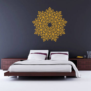 moroccan wall decals galleryhip com the hippest galleries vinyl wall decal sticker art moroccan geometric by
