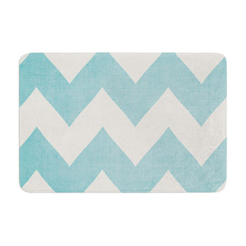 "Catherine McDonald ""Salt Water Cure"" Memory Foam Bath Mat"