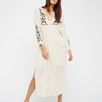 Free People Sweet Harvest Maxi Dress