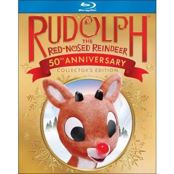 Rudolph the Red-Nosed Reindeer (Blu-ray Disc) (Eng/Fre/Spa) 1964