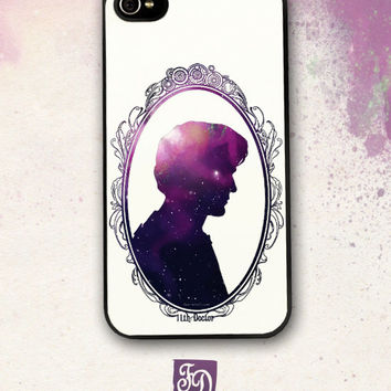 Iphone 4 / 4s hard or rubber case Doctor Who , 11th doctor