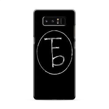 TFB The Front Bottoms Samsung Galaxy Note 8 Case