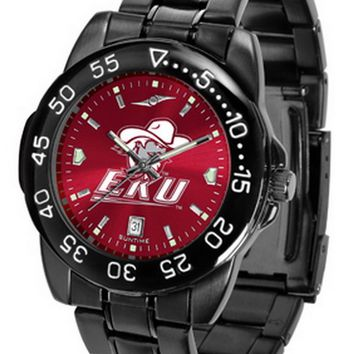 Eastern Kentucky Colonels Mens Watch Fantom Gunmetal Finish