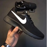 Nike   Tanjun Racer Casual net noodles, breathable sports, running shoes
