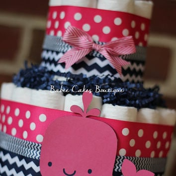best pink nautical baby shower products on wanelo, Baby shower invitation